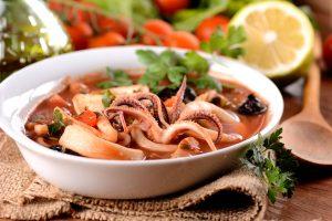 Ristorante zuppe di pesce a Pozzuoli